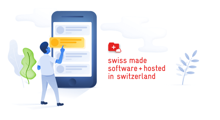 swiss made software hosted