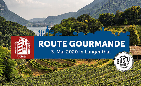 Route Gourmande Langenthal Bären Langenthal – Start Route Gourmande  Tickets