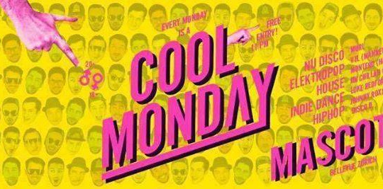Cool Monday Mascotte Tickets