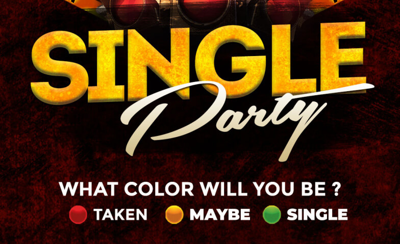 Single Party - abgesagt Bar Rouge Tickets