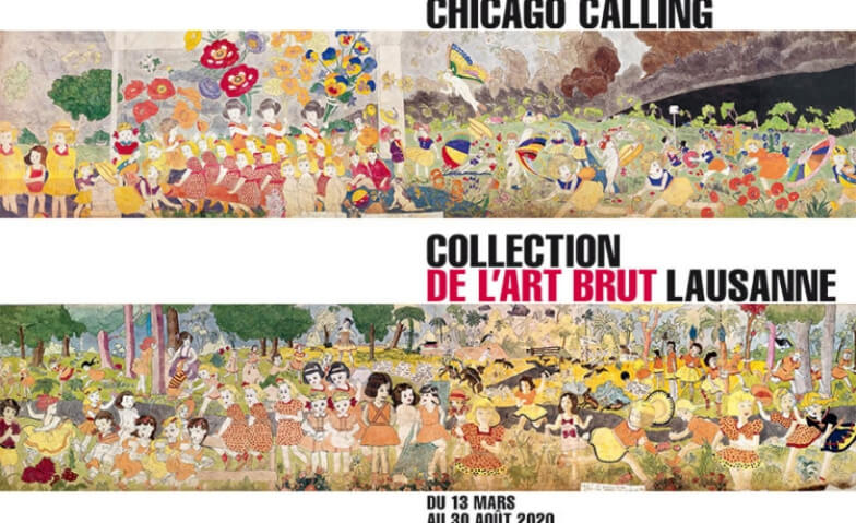 Chicago Calling Collection de l'Art Brut Tickets