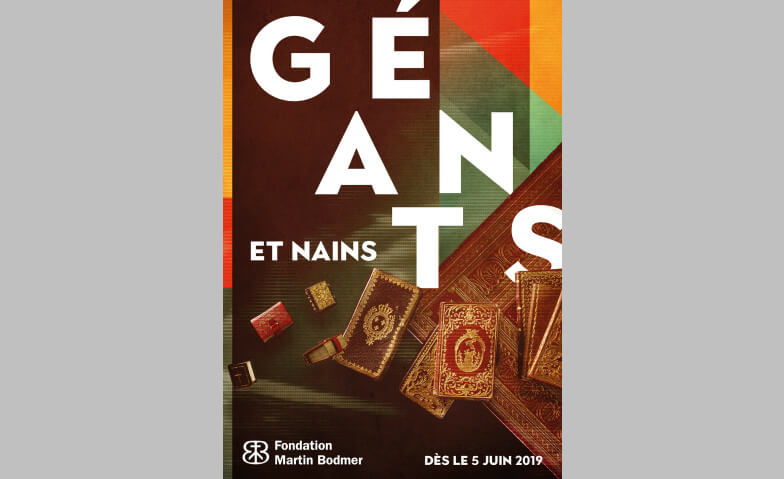 Géants et nains Fondation Martin Bodmer Tickets