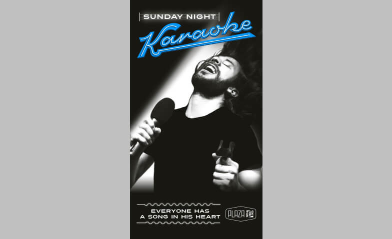 Sunday Night Karaoke Plaza Zürich, Zürich Tickets
