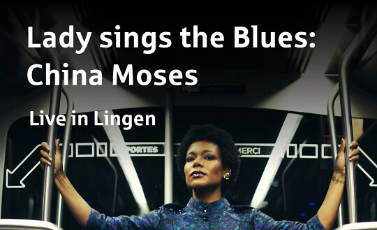 Lady sings the Blues: China Moses Kulturforum St. Michael Tickets
