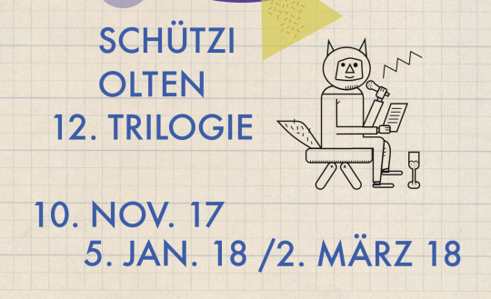 Laut & Deutlich Poetry Slam Trilogie Kulturzentrum Schützi Olten Tickets