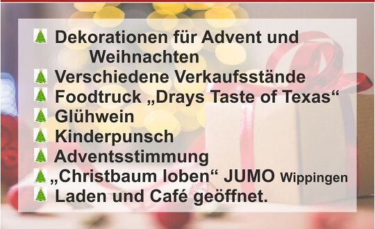 Adventsmarkt Spielburg Café Tickets