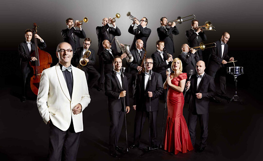 THE WORLD FAMOUS GLENN MILLER ORCHESTRA DIRECTED BY WIL SALDEN  Konzerthaus Karlsruhe Tickets