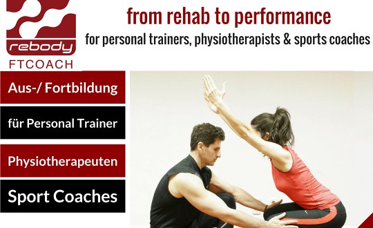 Rebody FTCOACH - Aus- /Fortbildung für Trainer, Physiotherapeuten & Sport Coaches Physiotraining Buxtehude Tickets