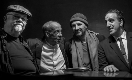 Rossy–Kanan Quartet feat. Jimmy Wormworth and Putter Smith The Bird's Eye Jazz Club Tickets