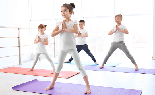 Kinderyoga Grundschulkids ab 6. Februar in Dachau Moving moments Tickets