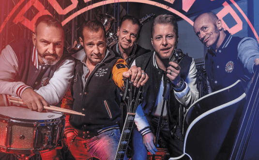 BOPPIN'B - Rock'n'Roll pur Galicia Bar Tickets