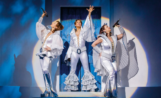 Mamma Mia Musical Theater Basel Tickets