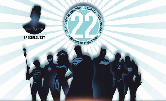 """Superhelden"" Schülervorstellung der 22dance studio-community Markthalle Burgdorf Tickets"