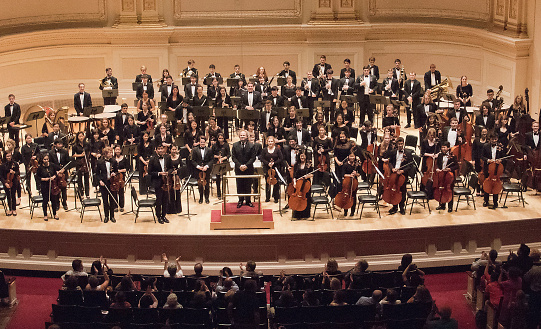 NEW JERSEY YOUTH SYMPHONY, Leitung Jeffrey Grogan Tickets