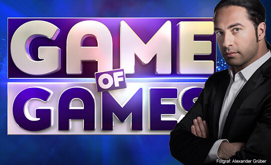 Game of Games, TV-Show MMC Studios Köln Tickets