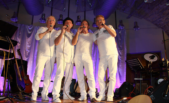 A Night in White Satin Kurgarten Cafe Bad Kissingen Tickets