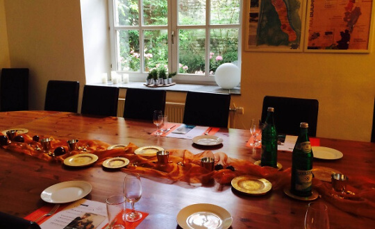 SEKT UND SELTERS Gourmets for Nature Tickets