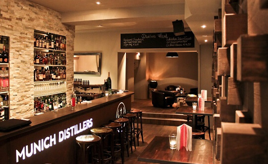 FLÜSSIGES GOLD Munich Distillers Bar Tickets