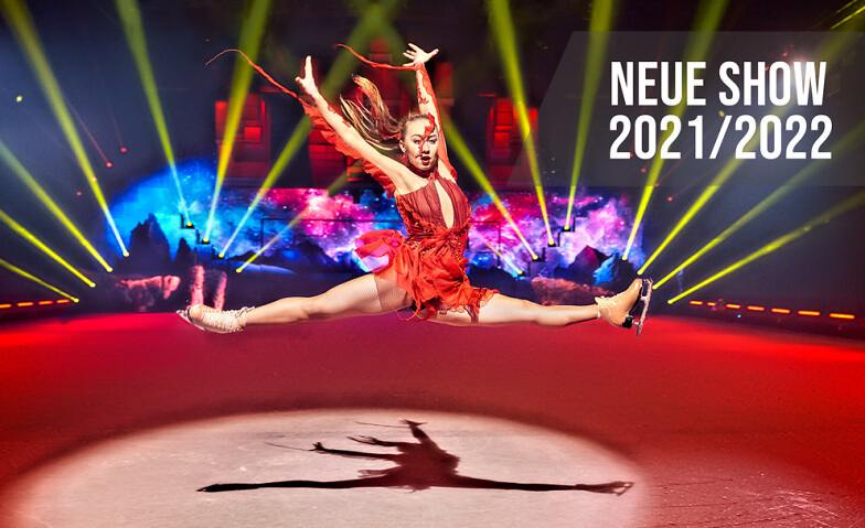 HOLIDAY ON ICE - Neue Show in München Olympiahalle Tickets