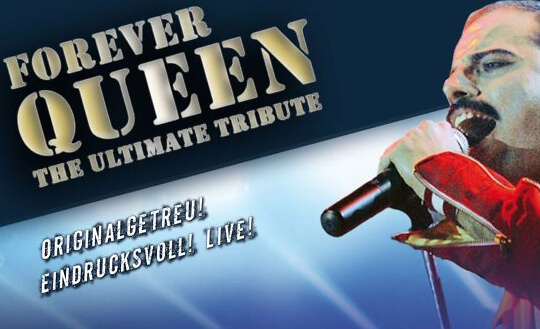 FOREVER QUEEN – The Ultimate Tribute Nikolaisaal Tickets