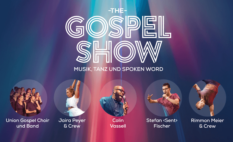 The Gospel Show Casino Frauenfeld Tickets